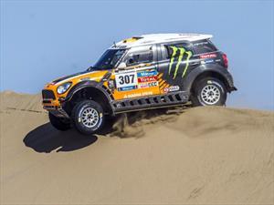 Terranova ganó la undécima etapa del Dakar