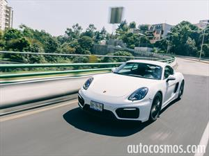 Porsche Cayman GTS 2015 a prueba