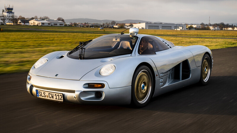 El único e increíble Isdera Commendatore 112i de Need For Speed II sale a subasta