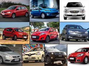 Top 10 los autos más vendidos en abril de 2014