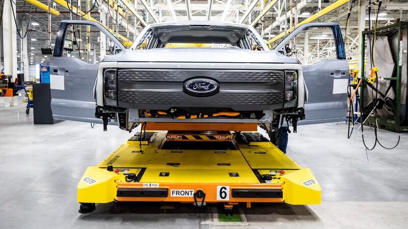 El público quiere más Ford F-150 eléctricas