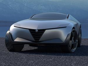 Alfa Romeo Freccia, crossover conceptual que pinta muy bien