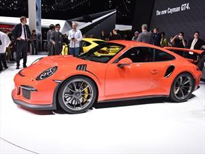 Porsche 911 GT3 RS 2016 se presenta
