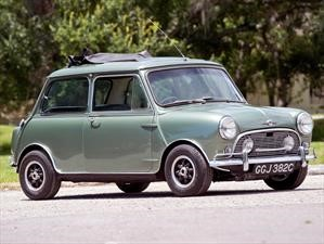 A subasta el Mini Cooper S DeVille 1965 de Paul McCartney