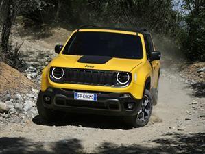 Jeep Renegade 2019 es perfeccionado estética y mecanicamente