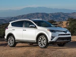 Toyota RAV4 es el auto más vendido en Estados Unidos durante 2017