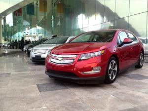 General Motors de México entrega los primeros 20 Chevrolet Volt a empleados de General Electric