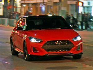 Al desnudo la nueva generación del Hyundai Veloster