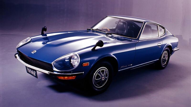 Falleció el diseñador del icónico Nissan 240Z