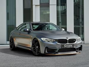 BMW M4 GTS por G-Power, supera los 600 hp