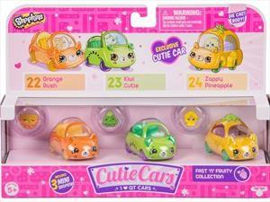Conoce a los Cutie Cars, los autos metálicos para niñas