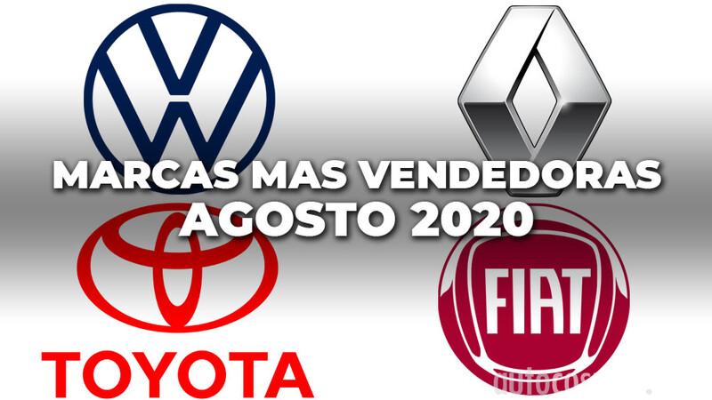 Las 10 marcas más vendedoras de Argentina en agosto de 2020