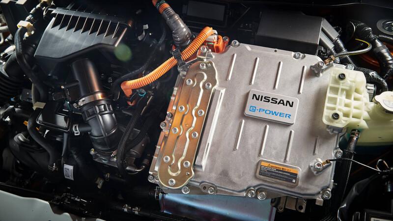 Mecánicas electrificadas para próximo Nissan Qashqai