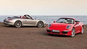 Porsche 911 Carrera Cabriolet 2012: Nace la 7ma generación