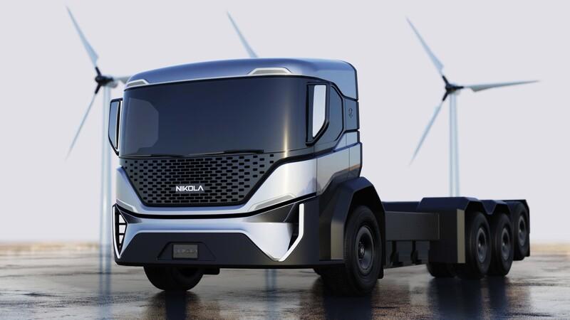 Nikola ofrecerá camiones de basura eléctricos