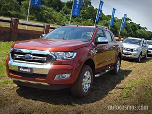 Nueva Ford Ranger 2016: Descubre qué cambió
