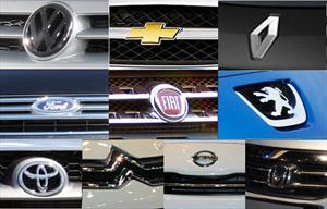 Top 10: las marcas más vendedoras en Enero de 2012