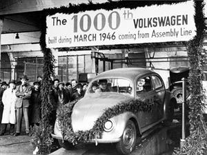 Volkswagen Sedán cumple 80 años