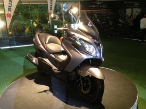 Suzuki presenta 4 nuevas motocicletas dentro de su gama 2014