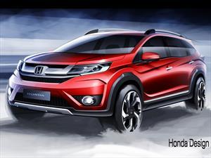 Honda BR-V, una CR-V para 7 pasajeros