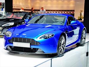 Aston Martin llama a revisión a 17.590 unidades