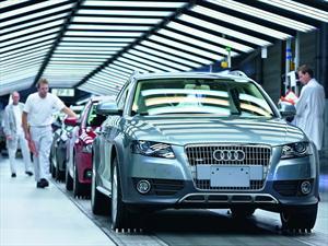 Ventas de Audi suben 3% en América Latina y el Caribe