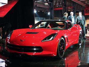 Chevrolet sorprende con el nuevo Corvette C7 Stingray