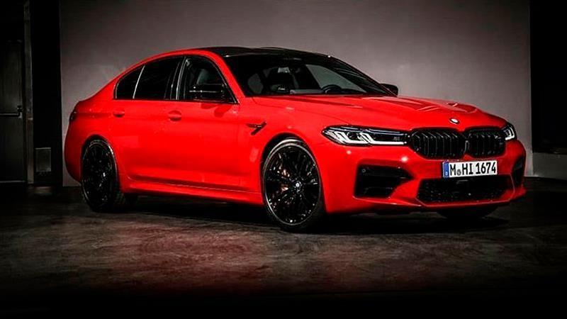 No hay más sorpresas: BMW M5 2021 se filtra antes de su debut