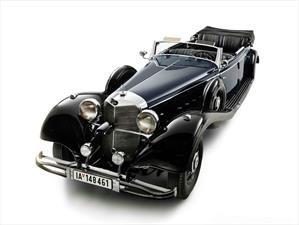 El Mercedes-Benz 770K que fue de Hitler se quedó sin comprador