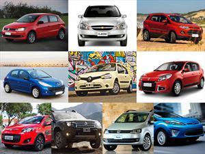 Top 10, los autos más vendidos de Argentina en Junio 2013