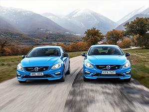 Volvo S60 y V60 Polestar se convierten en las versiones más deportivas