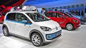 Volkswagen up!, auto del año 2012 en el mundo