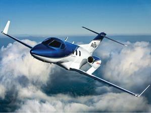 Un HondaJet cumplirá el sueño de Julio Verne