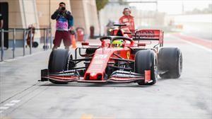 F1, Prácticas en Bahrein: Schumacher sorprende con el segundo mejor tiempo