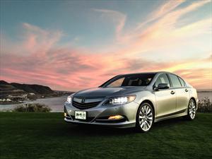 Acura RLX 2013 llega a México en $880,000 pesos