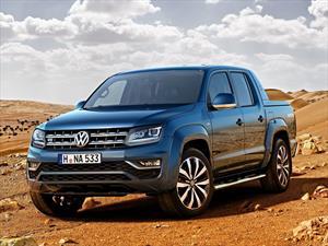 La renovada Volkswagen Amarok estrena motor V6