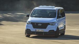 Hyundai iMax N Drift Bus es una extravagante van para derrapar sin límites