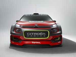 Citroën devela el C3 WRC Concept que llevará a París