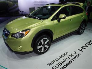 Subaru XV Crosstrek Hybrid, la aventura se pone las pilas