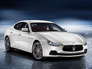 Maserati Ghibli, un hermano menor para el Quattroporte