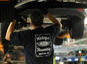 Ford invertirá $1,200 millones de dólares en Estados Unidos