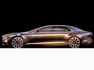 Aston Martin piensa en revivir el Lagonda con nueva edición limitada