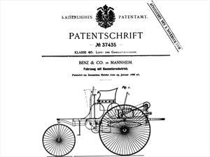 El automóvil cumple 129 años
