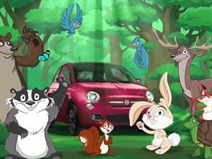 FIAT te amenaza con dibujos animados para que te compres un 500