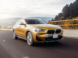 Manejamos el BMW X2 2018