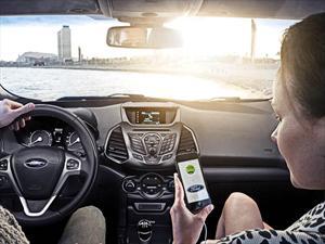 Ford presentó la nueva EcoSport en Europa y se llevó un premio