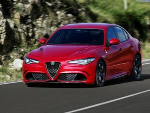 Euro NCAP: Alfa Romeo Giulia obtiene cinco estrellas