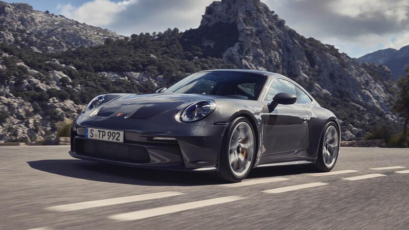 Porsche 911 GT3 Touring (992), el corredor discreto