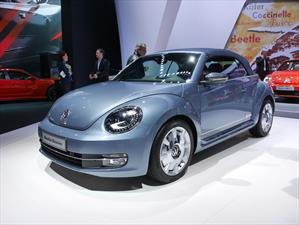 Volkswagen Beetle Convertible Denim, gran modelo conmemorativo