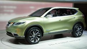 Nissan Hi-Cross Concept se presenta en el Salón de Ginebra 2012